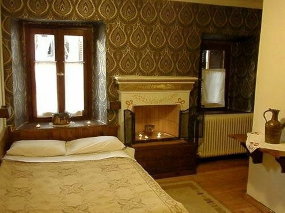 One double room in the first floor