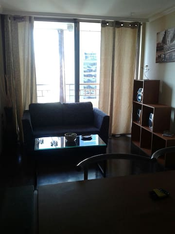 Departamento 2 dormitorios  4 pax - Providencia - Leilighet