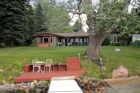 Great Family-Ranch on Torch Lake - Alden - House - 1
