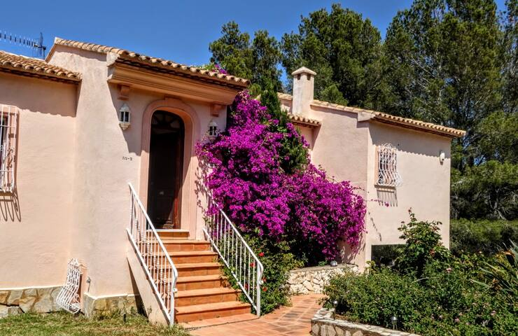 Hacienda Hámster - La Sella Villa - pedreguer - Rumah