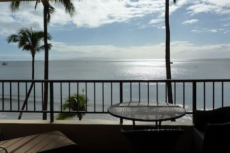 DIRECT Oceanfront! Starts $159 night Refresh,Relax - Kihei - Daire