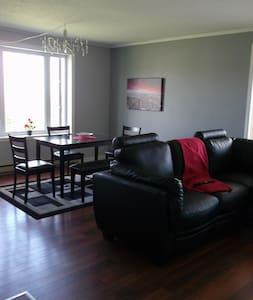 Style condo luxueux bien situé - Québec - Wohnung
