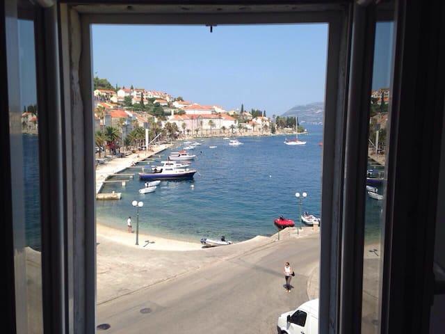 Charming studio apartment - Korčula - Lejlighed