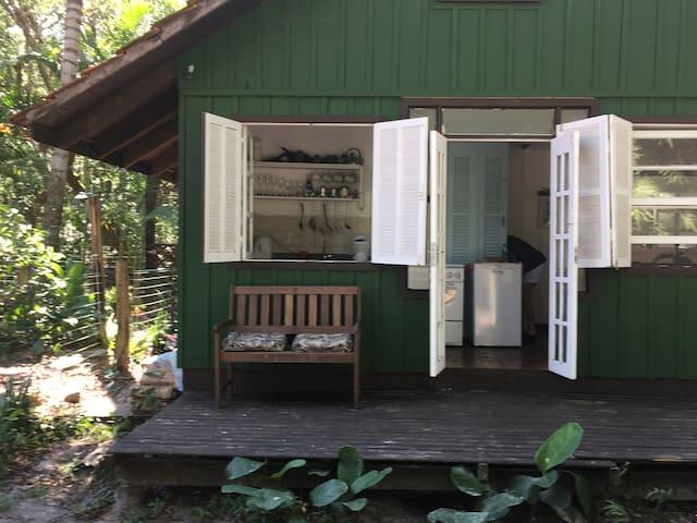 Harmonia com a natureza ilha do mel - Paranaguá