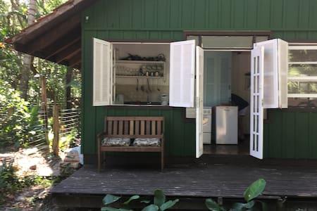 Harmonia com a natureza ilha do mel - Paranaguá  - Chalet