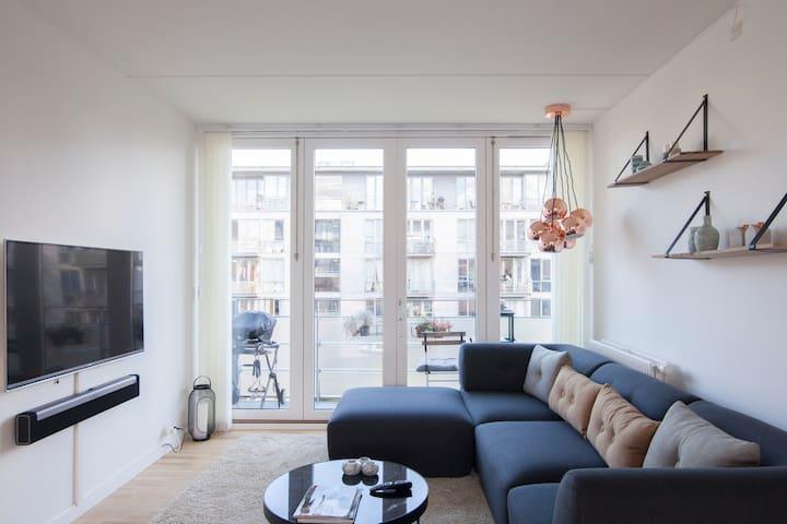 Luxurious Scandinavian Design Apartment - København - Lejlighed
