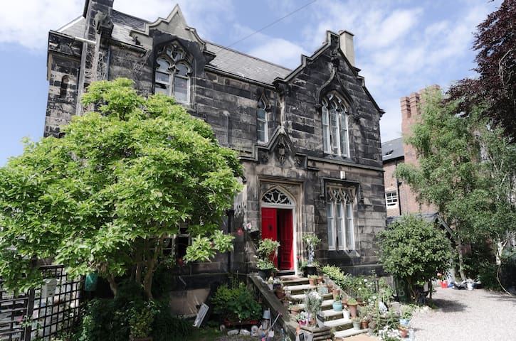 Victorian, Detached, Gothic House - Birkenhead