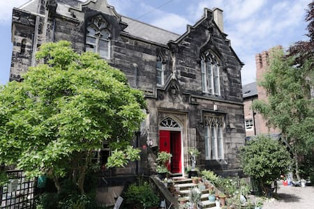 Victorian, Detached, Gothic House - Birkenhead - Casa