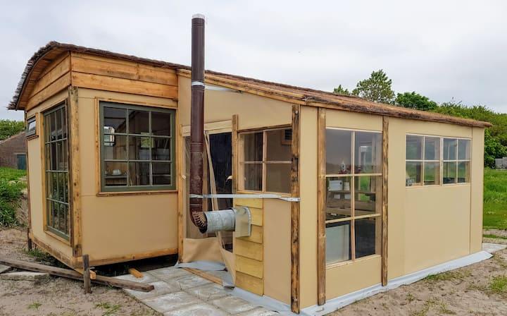 Tenthuis Duinzicht Texel rust, ruimte & privacy