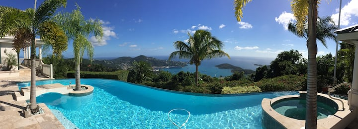 Spectacular Private Villa