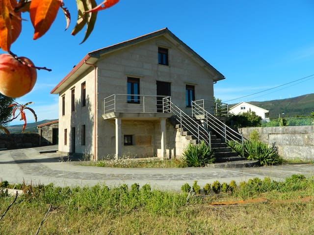 Casa am schönsten Strand Galiciens - Carnota - House
