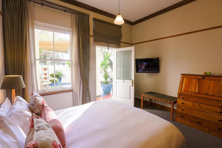 Northern Double Room at Pool