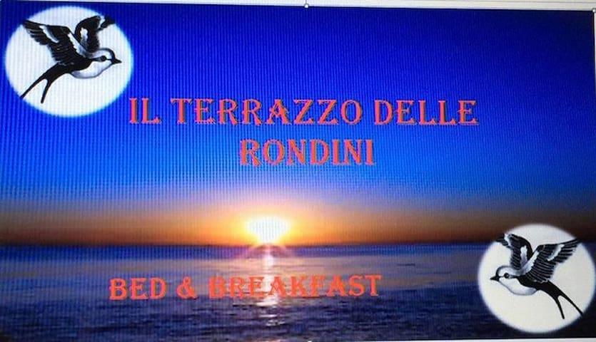 B&B IL TERRAZZO DELLE RONDINI - Madonna Manù I - Bed & Breakfast