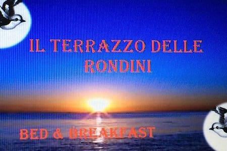 B&B IL TERRAZZO DELLE RONDINI - Madonna Manù I