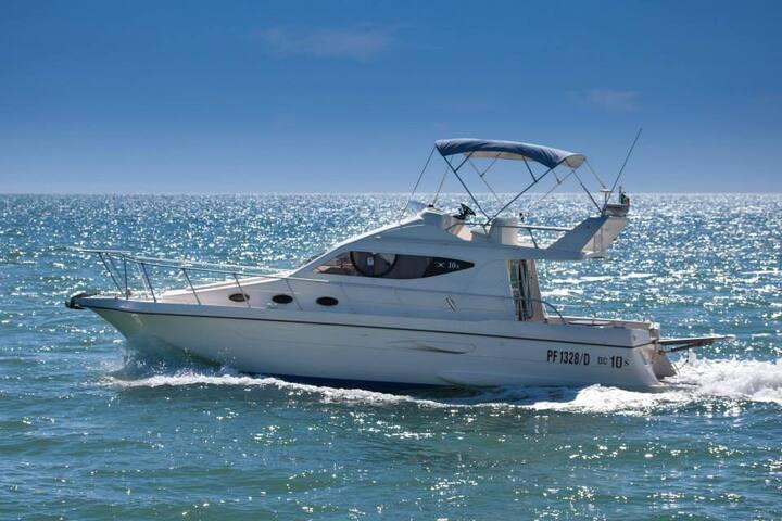 Accogliente ed elegante barca - Senigallia - Boot