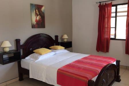 Room D @ Playa Las Comadres - Las Tablas