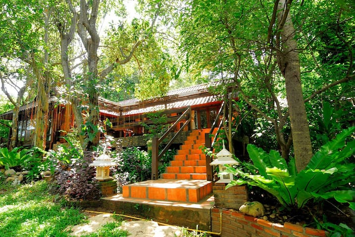 Nature Home close to city center #1