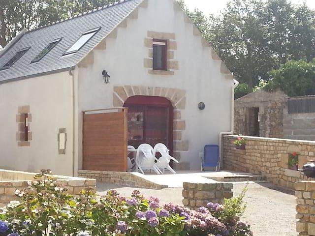 Gîte Bretagne ~ BELLE VUE SUR MER