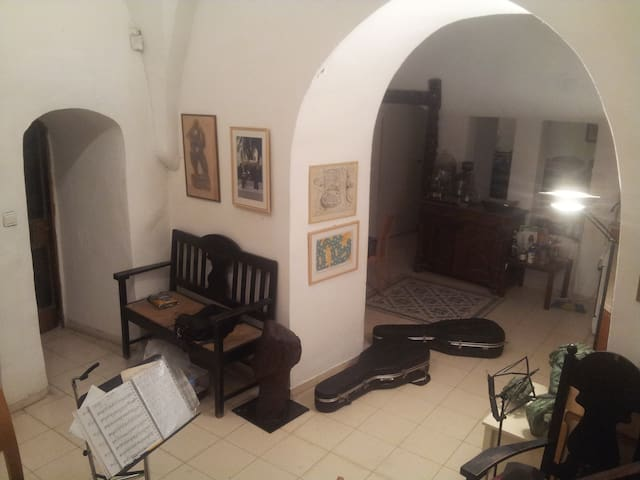 Historic house in Old Jaffa - Tel Aviv-Yafo - Haus