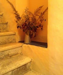 Antica casa con vista sulle Terme - Saturnia - Lejlighed