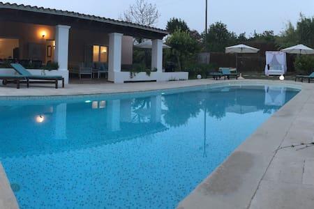 Cozy villa 5 minutes from Ibiza town