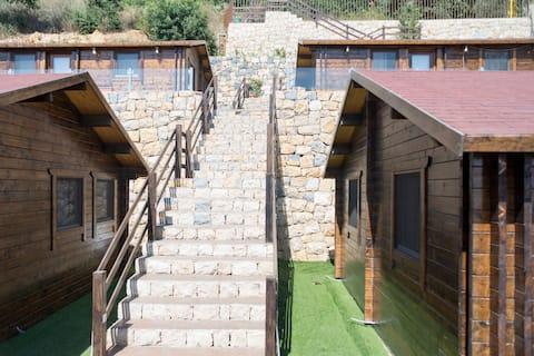 Pineville Lebanon 2 Bedrooms Chalet