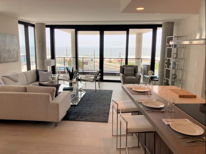 Enjoy Luxury Oceanfront Living At The Jersey Shore