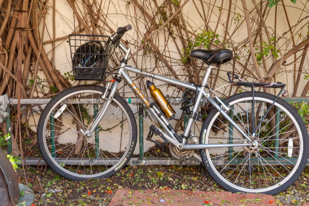 Two Bikes available