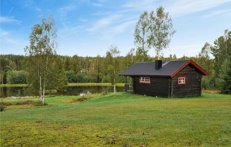 Holiday cottage with 2 bedrooms on 35m² in Sunne