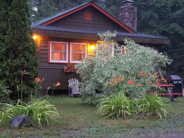 Misty Green Adirondacks 2 bedroom Cabin - Johnsburg  - Cabin