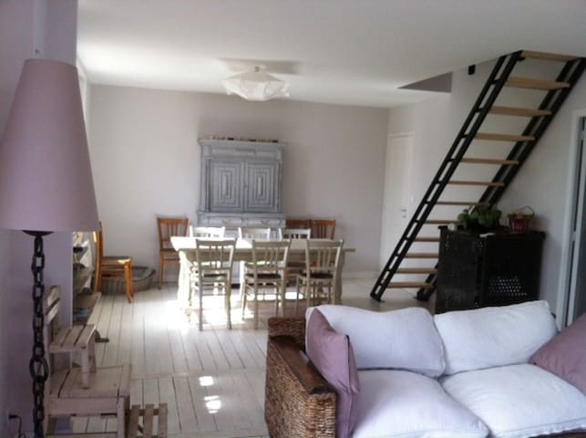 beach vacation's house familly & +  - Agon-Coutainville - Rumah