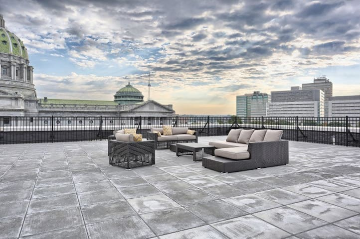 Harrisburg River & Capital Views!! - Harrisburg - Condominium