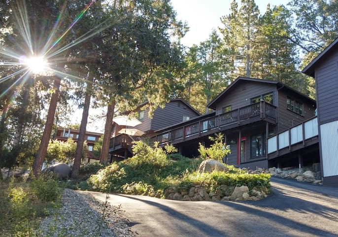 Rustic Yet Modern Family Retreat - Idyllwild-Pine Cove - Hus