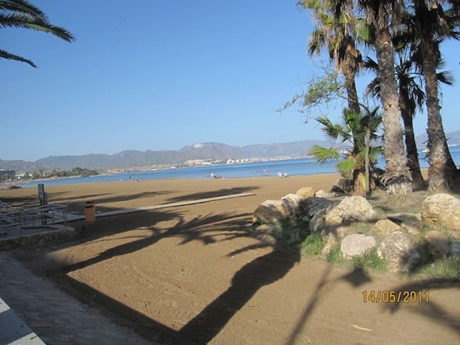 Mazarron beaches