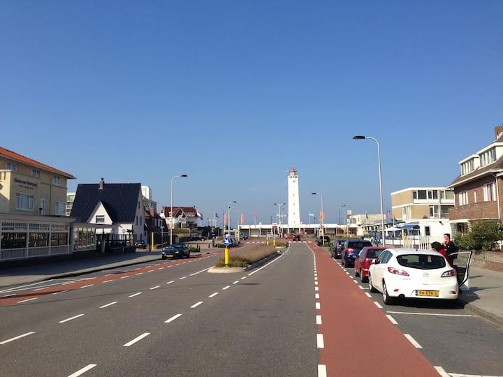 Beach Pearl Noordwijk Strandappartement