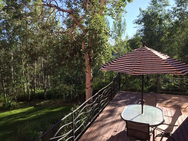 Amazing Ski Area Views From Spacious 4BR Home - Vail - House