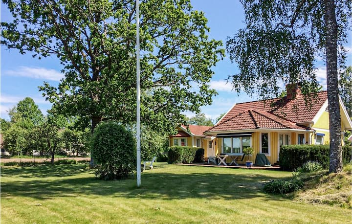 Awesome home in Nässjö with 1 Bedrooms