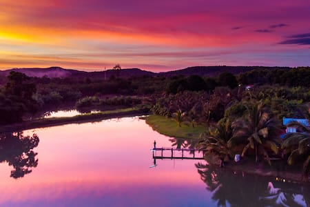"""NongKhai """"Lake side cottage"""""""