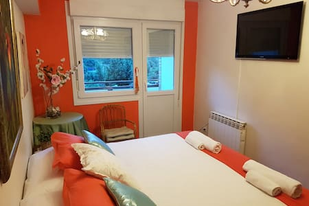 YOUR ROOM IN THE BASQUE COUNTRY - Lekeitio