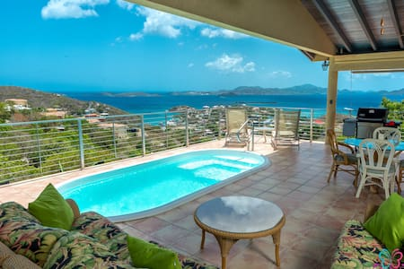Ginger Thomas Luxury villa - St. John