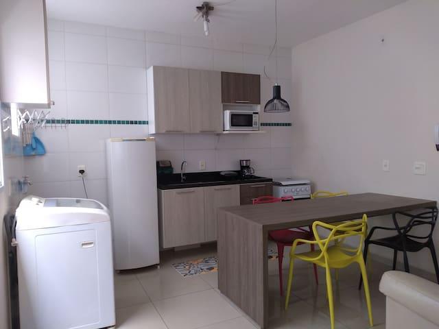 Apartamento 1 dormitório perto USP TOP!