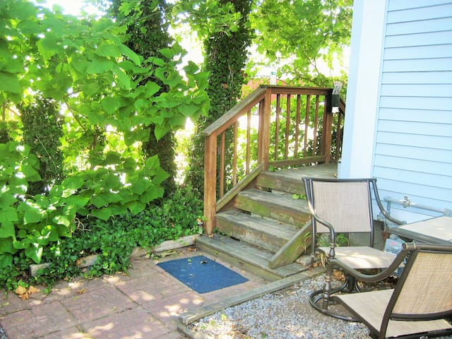 Cozy loft in Patchogue near beach/LIRR/Fire Island - Patchogue - อพาร์ทเมนท์