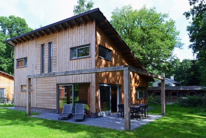 de Vink, royale bungalow met wellness,
