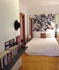 Hip Apartment in the Heart of the Mile End - Montréal - Apartment