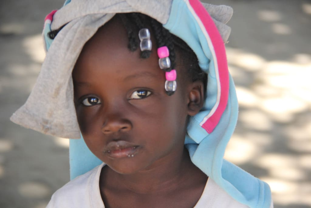 10% of the money we receive from the Casita goes to sponsor orphans in Zambia, Africa.  This is one of the kids that has a safe home, school & hot meals because of our partnership with Mothers Without Borders.