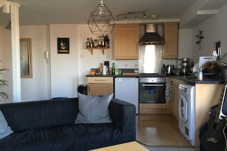 Penthouse apt close to city centre & universities - 노팅엄(Nottingham)