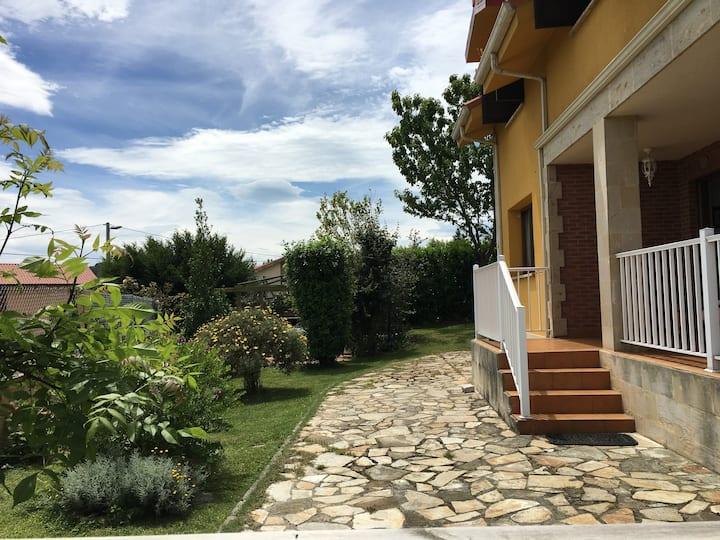 Casa de entorno familiar en Cantabria