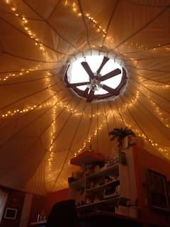 Yurt+Nest+at+Green+Oaks+Community