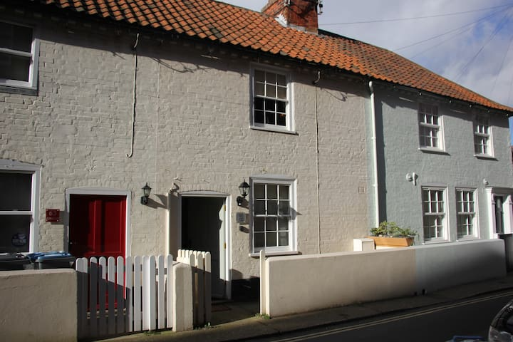 Seaside Fisherman's Cottage Aldeburgh - Aldeburgh - Huis