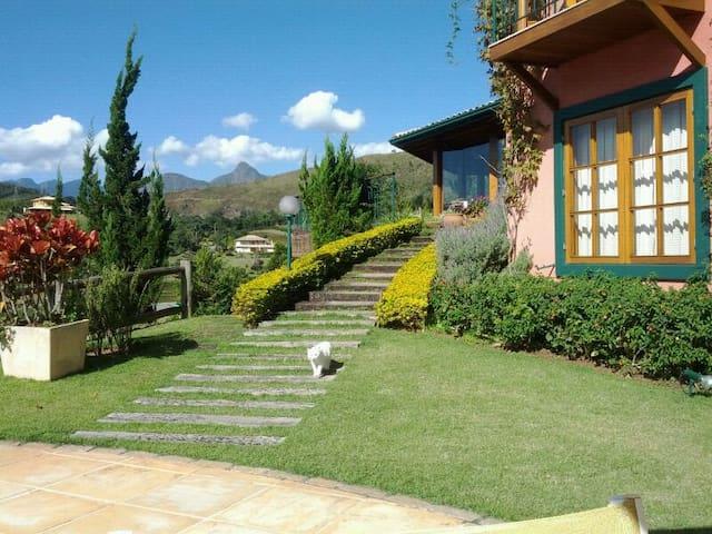 Casa charmosa em Itaipava RJ